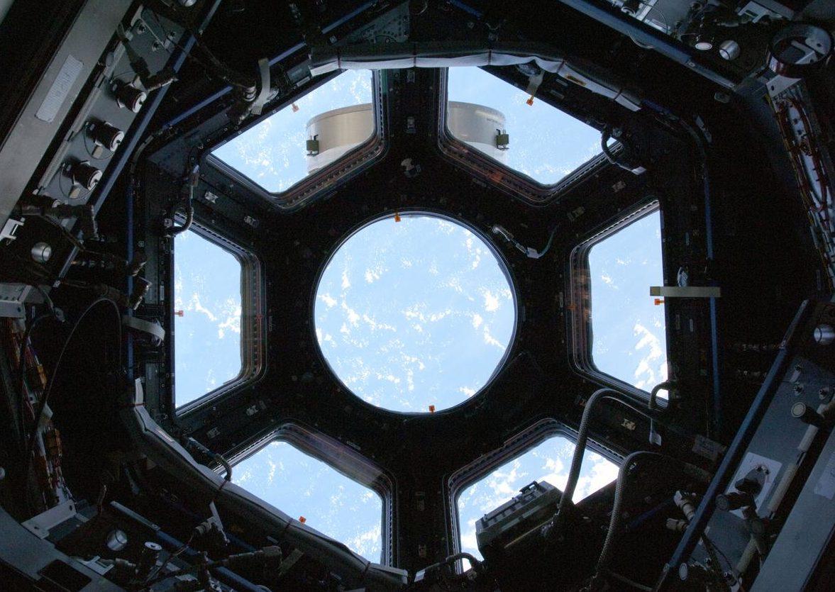 ISS RAUMSTATION BESUCHEN – VR STATION